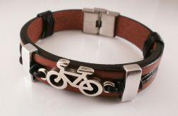 Bransoletka dla rowerzysty prezent rower