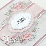 Kartka na Dzień Matki kwiatowa KDM2004 - na dzien matki