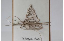 Stylowa kartka Boże Narodzenie 8