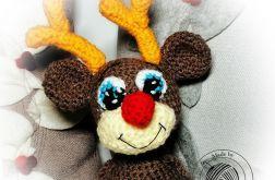 renifer Rudolf 3