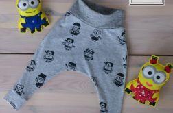 Spodnie dresowe dla malucha 3