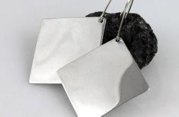 Kwadraty - srebrne kolczyki 191029-04