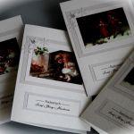 Zestaw 4 kartek świątecznych (nr 6)