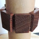 Lapis Lazuri i drewno - kamień leczniczy