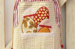 Kraszanki z kieszonki – worek w fartuszku