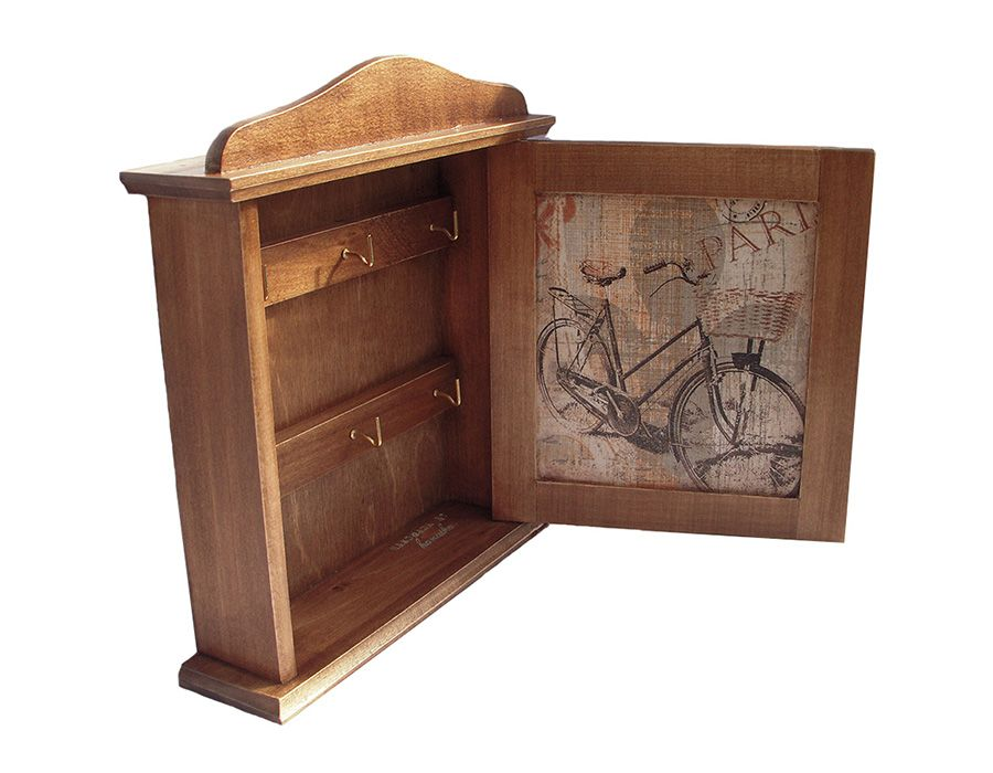 ROWER - szafka na klucze - ROWER - szafka na klucze, wnętrze