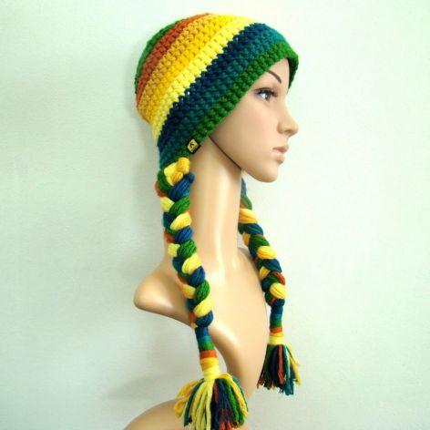 czapka narciarska - różne kolory