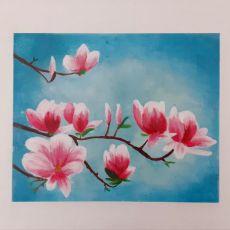 Skrzynka - magnolia
