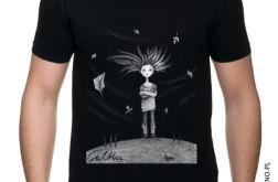 Wietrzna - t-shirt S-5XL (różne kolory).