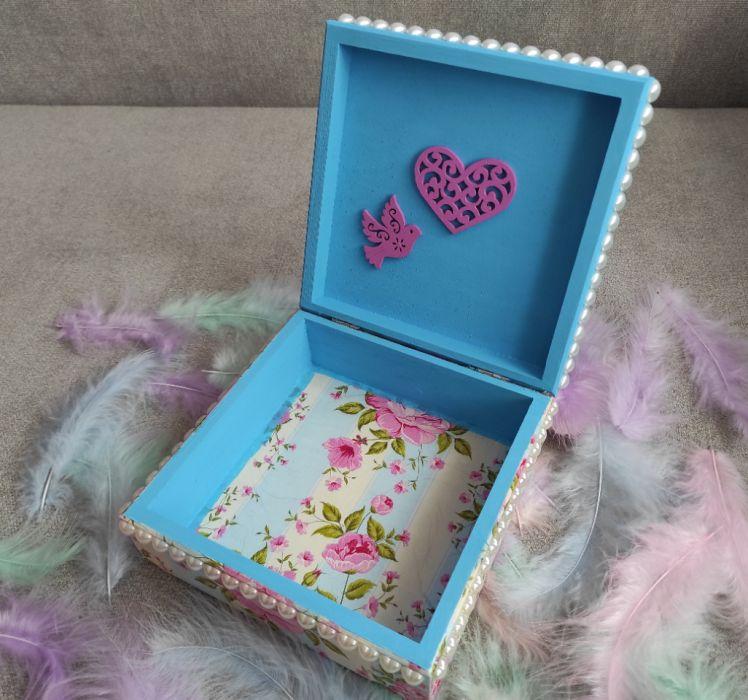 Pudełko ozdobne Flowers - Sweet flowers 4