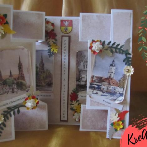 KreAnd: Pozdrowienia z Białegostoku