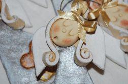 Święta blisko? - aniołki - ozdoba, prezenty dla gości