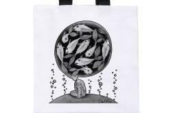 Ryby - torba premium (różne kolory)