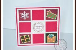 Kartka świąteczna #8 (Boże Narodzenie)