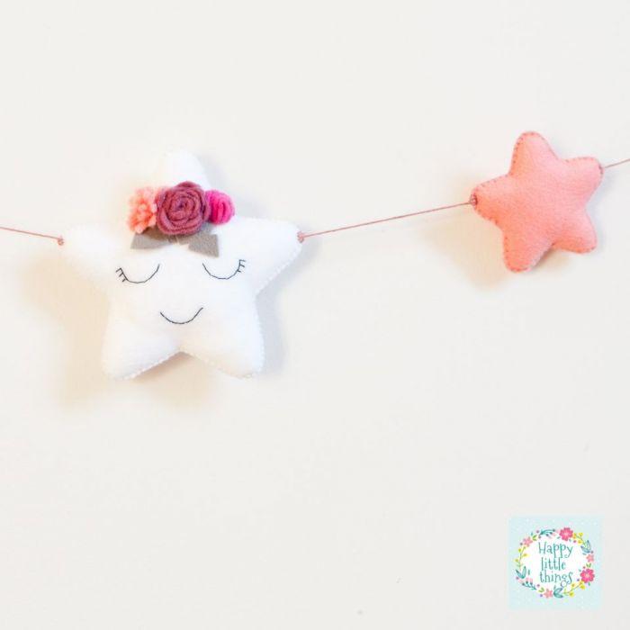 Girlanda z gwiazdami 150 cm