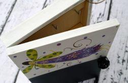 pudełko na klucze duże z tablicą