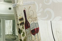 deska kuchenna -domowa winnica