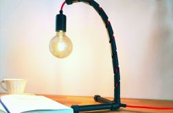 Helix - nowoczesna lampa biurkowa/nocna