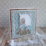 Kartka na Dzień Babci Grannie 3 GOTOWA -