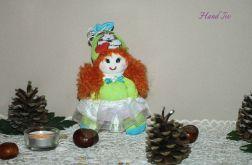 Ruda Hania, lalka skarpeciak,