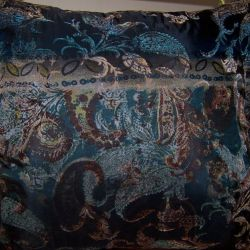 Poszewki na poduszki tafta/flock