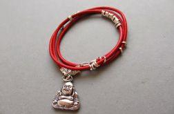 bransoletka z Buddą