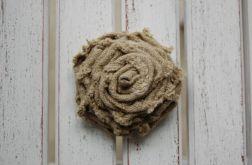 Róża lniana