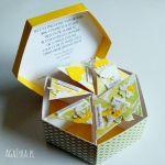 Specjalne: Pudełko bombonierka ślub 01
