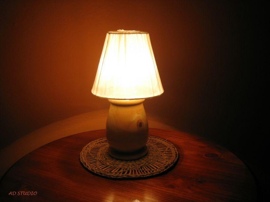 """Lampka """"Spokojny sen"""" -"""