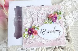 Kartka na 18 urodziny w pudełku 174