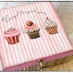 Herbaciarka Muffin, Cup Cake