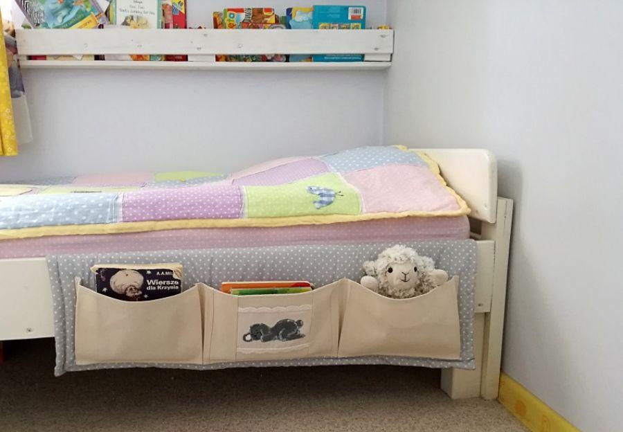 Organizer łóżeczkowy