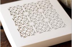 Ażurowe pudełko na kartkę 14,5 cm #2