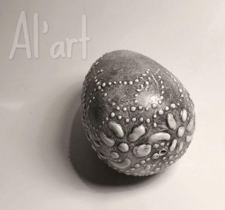 Pisanka ceramiczna I