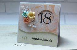 Kartka na 18 #12#
