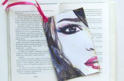 Sabby chic zakładka do książki woman n7
