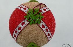 Bombka w tkaninie (11)
