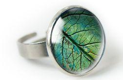 Nature pierścionek z ilustracją