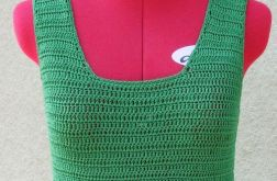 Top w zieleni