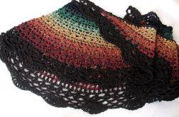 Koronkowa chusta - szal