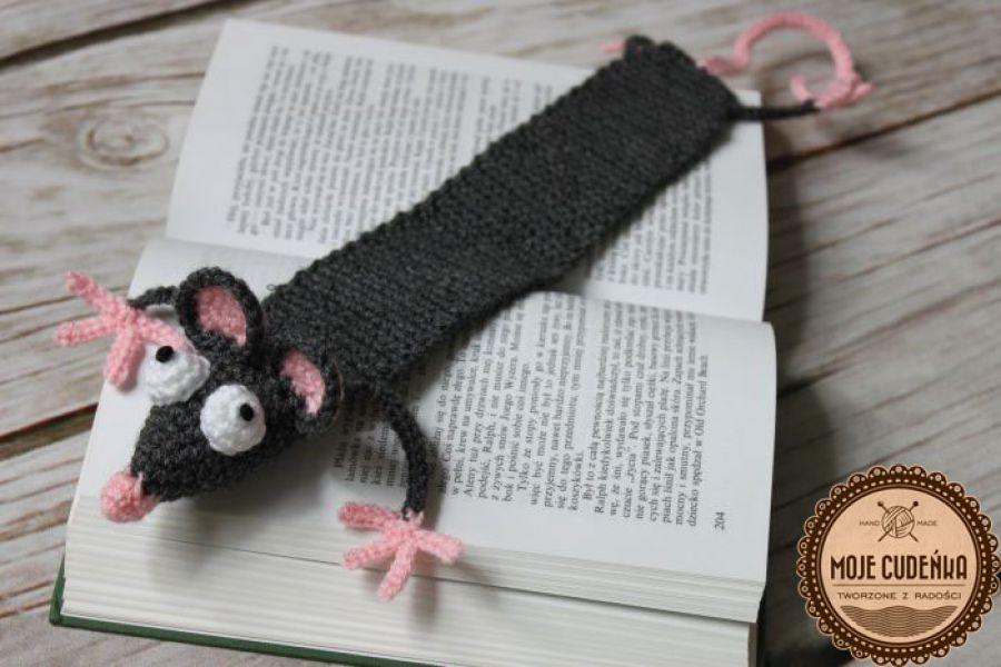 Zakładka Szczurek -
