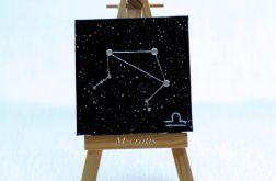 Kartka-Magnes: Znaki zodiaku-Waga