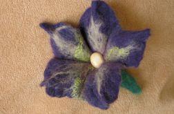 Ufilcowany Kwiat X