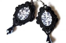 kolczyki gothic victorian sutasz