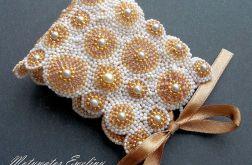 perłowo pudrowo