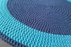 Bawełniany dywan 130cm