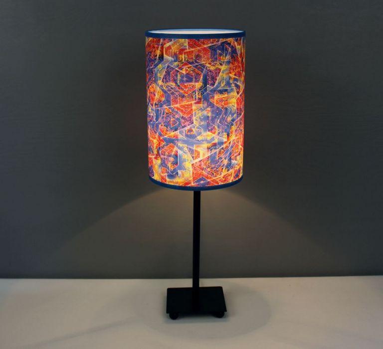 Lampa nocna biurkowa sEN kOSIARZA 3 M