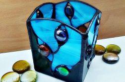 Lampion Kolory Ziemi , Tiffany