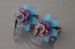 Kolczyki Kwiaty - 12