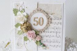 Złote Gody - 50 rocznica ślubu v.5